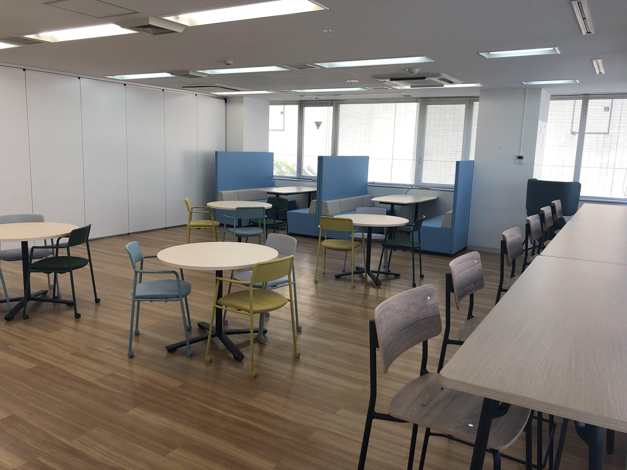 本日7月19日、東京支社新オフィス完成
