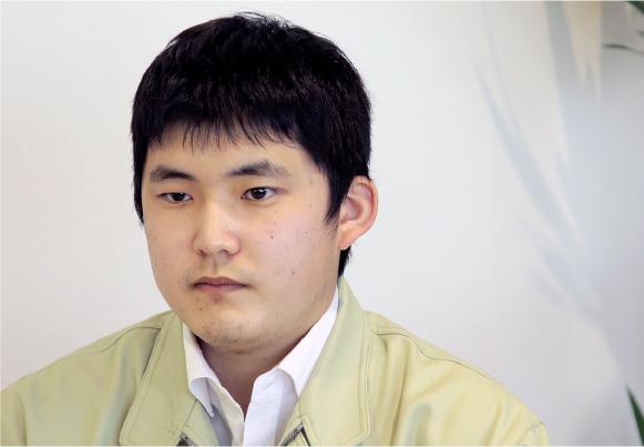 社員インタビュー落谷さん01